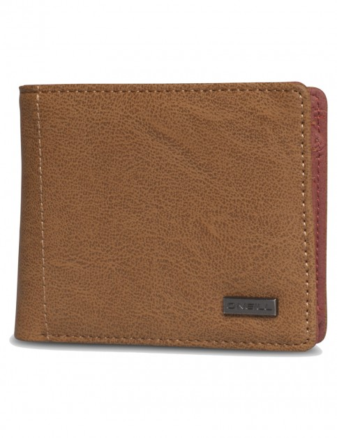 Toffee ONeill Sergeant Faux Leather Wallet