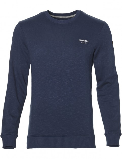 ONeill Stay Out Longer Sweatshirt in Ink Blue