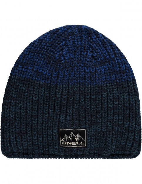 ONeill Timeless Wool Mix Beanie in Ink Blue