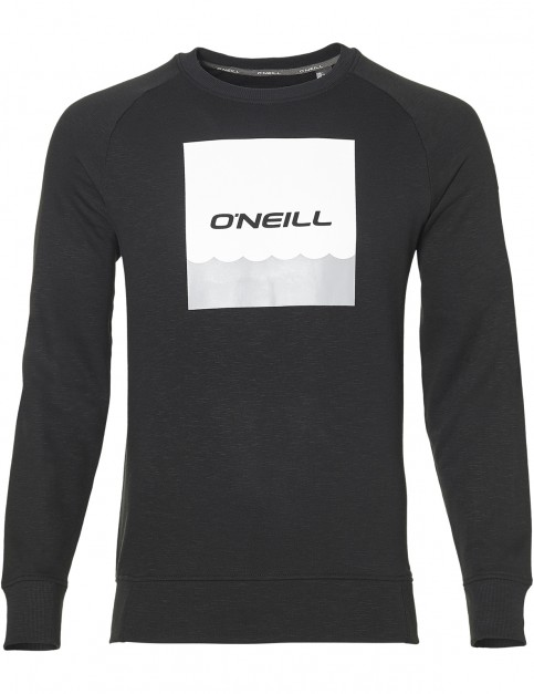 ONeill Trans Sweatshirt in Black Out