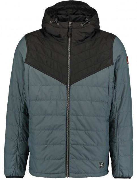ONeill Transit Parka Jacket in Dark Slate
