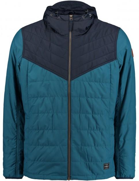 ONeill Transit Parka Jacket in Lyons Blue