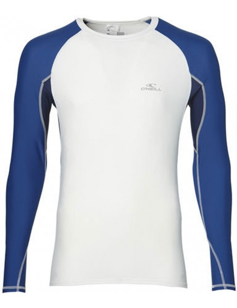 ONeill Valley Long Sleeve Rash Vest in Turkish Sea