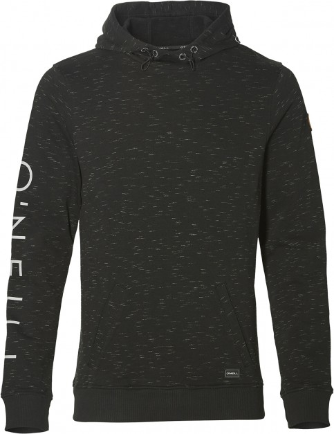 ONeill Vertical Pullover Hoody in Black Out