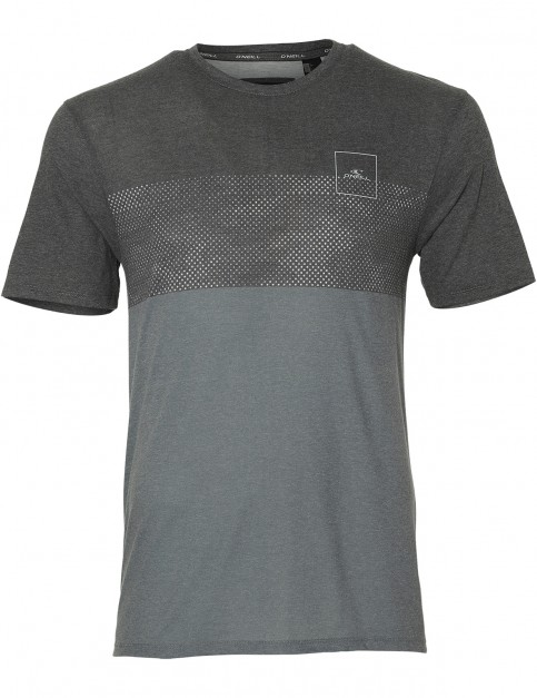 ONeill Yardage Short Sleeve T-Shirt in Black Aop