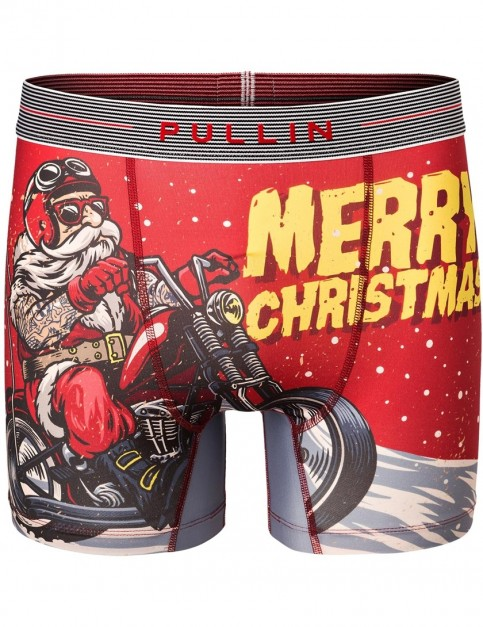 Pullin Fashion 2 Dirty Santa Underwear in Multi