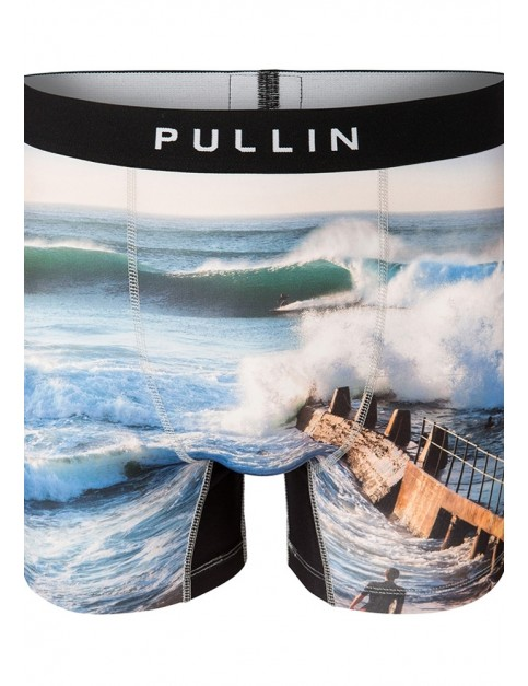 Pullin Fashion 2 New Surf Underwear in Blue