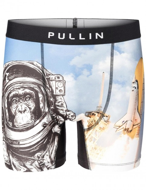 Pullin Fashion 2 Space Monk Underwear in Multi