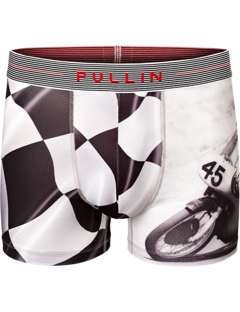 Pullin Master Moto Underwear in multi