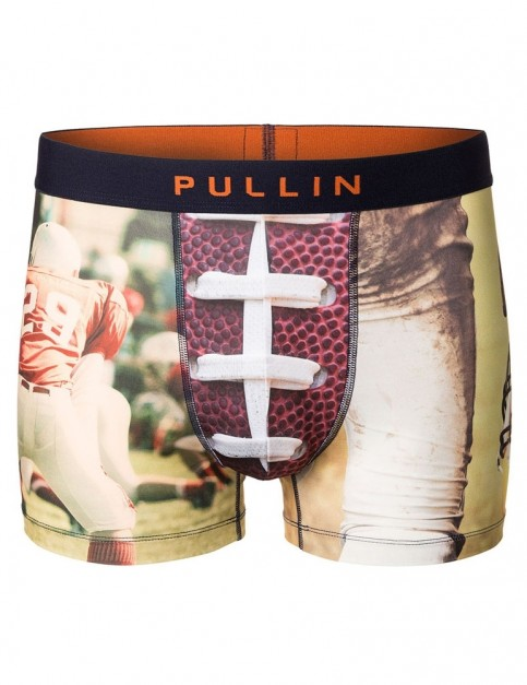 Pullin Master Touchdown Underwear in Multi