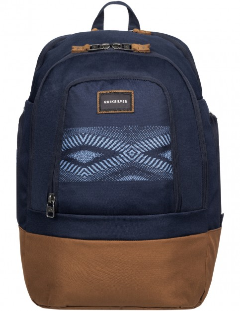 Quiksilver 1969 Special Backpack in Dream Weaver Captains Blue