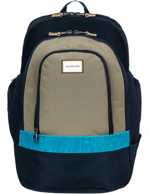 Quiksilver 1969 Special Backpack in Four Leaf Clover