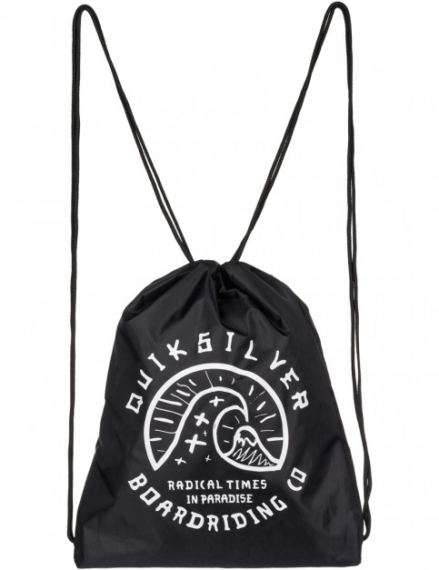 Quiksilver Acai Sports Bag in Black