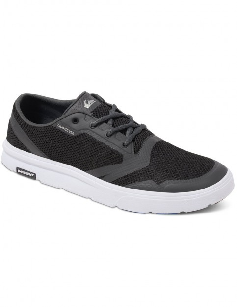 Quiksilver Amphibian Trainers in Black/Grey