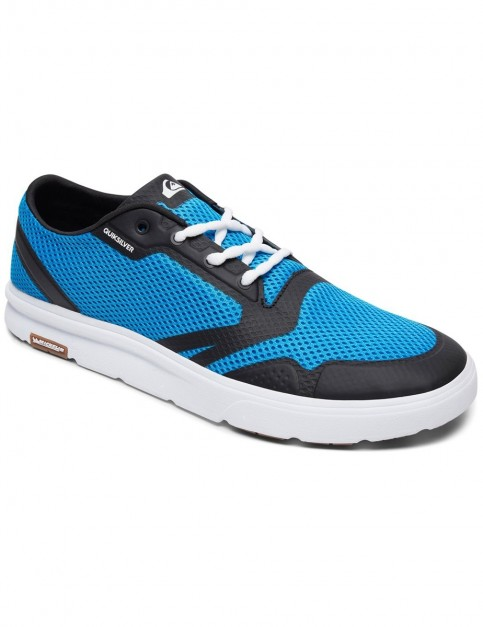 Quiksilver Amphibian Trainers in Blue/Black