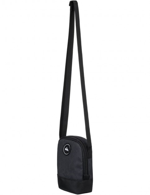 Quiksilver Black Dies Pouch in Oldy Black