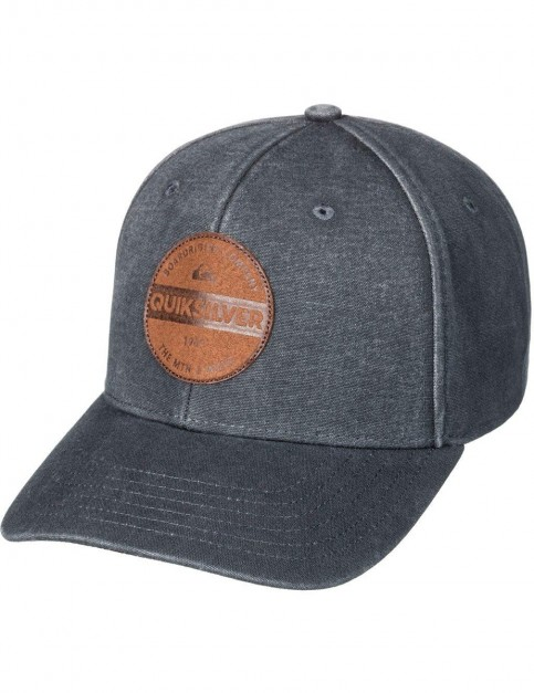 Quiksilver Blues Buster Cap in Tarmac