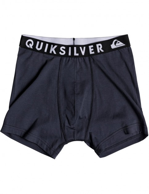 Quiksilver Boxer Edition Underwear in Blue Nights