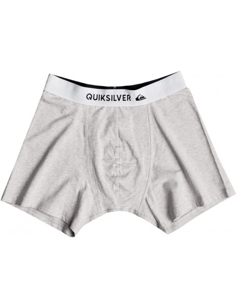 Quiksilver Boxer Edition Underwear in Light Grey Heather