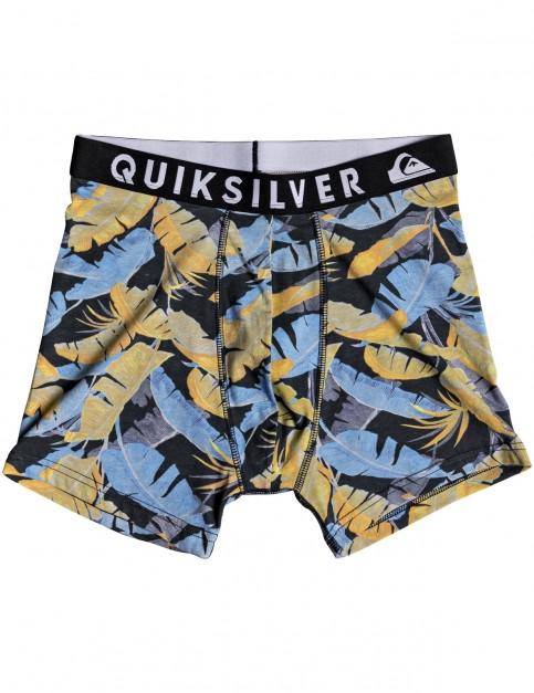 Quiksilver Boxer Poster Underwear in Tarmac