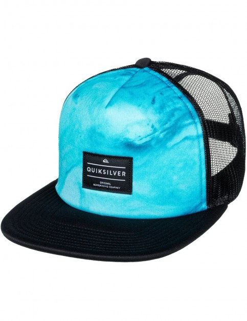 Quiksilver Brissells Cap in Black