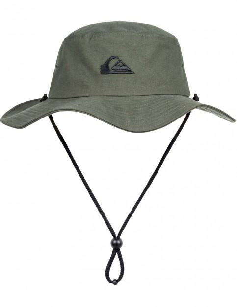 Quiksilver Bushmaster Sun Hat in Thyme