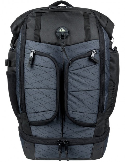 Quiksilver Capitaine Backpack in Black