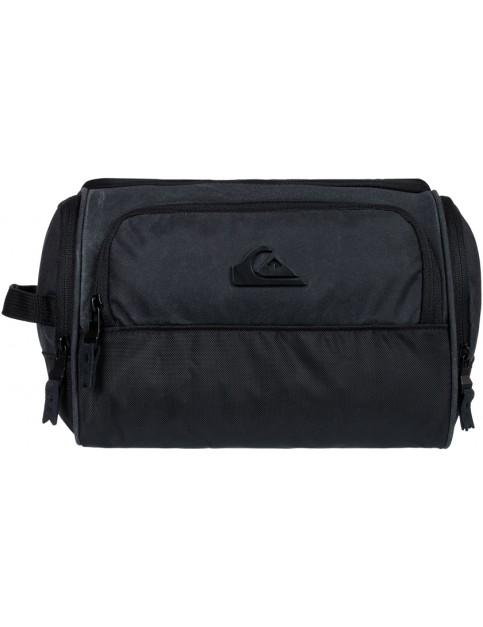 Oldy Black Quiksilver Capsule Wash Bag