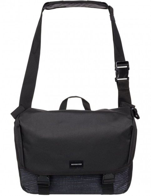 Quiksilver Carrier Laptop Bag in Black