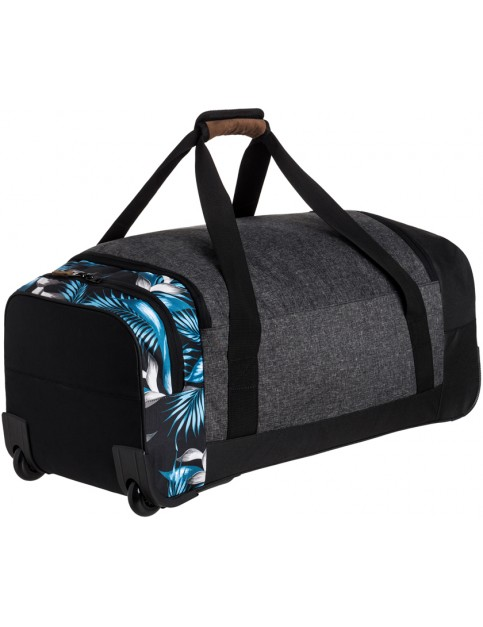 Quiksilver Centurion Wheeled Luggage in Bonnie Blue Classic