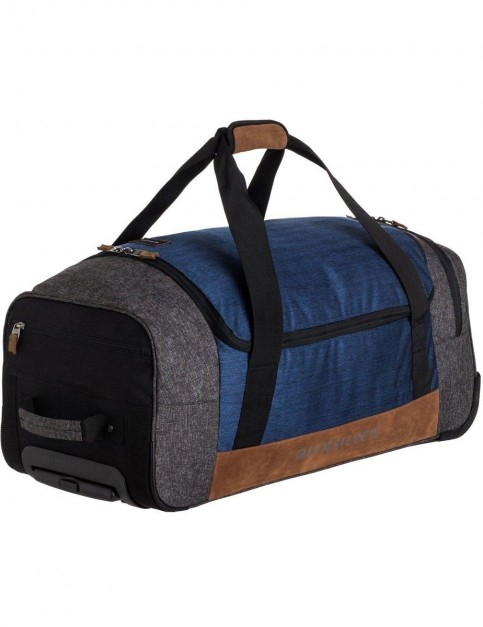 Quiksilver Centurion Wheeled Luggage in Medieval Blue