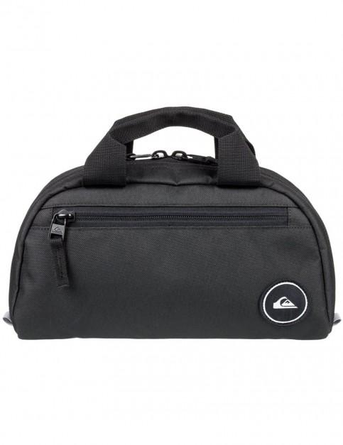 Quiksilver Chamber II Wash Bag in Black