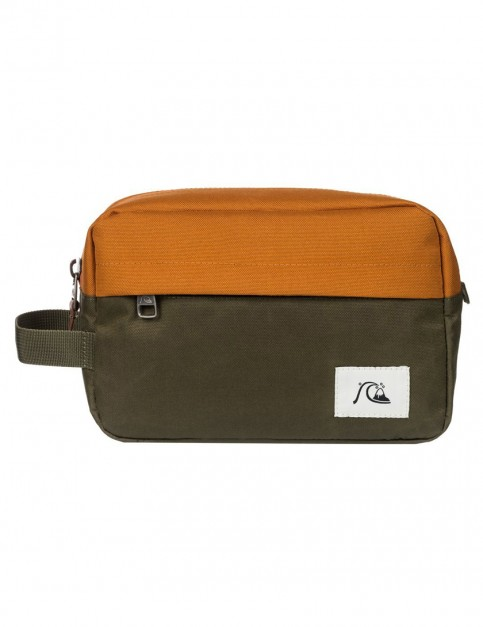 Forest Night Quiksilver Chamber Wash Bag
