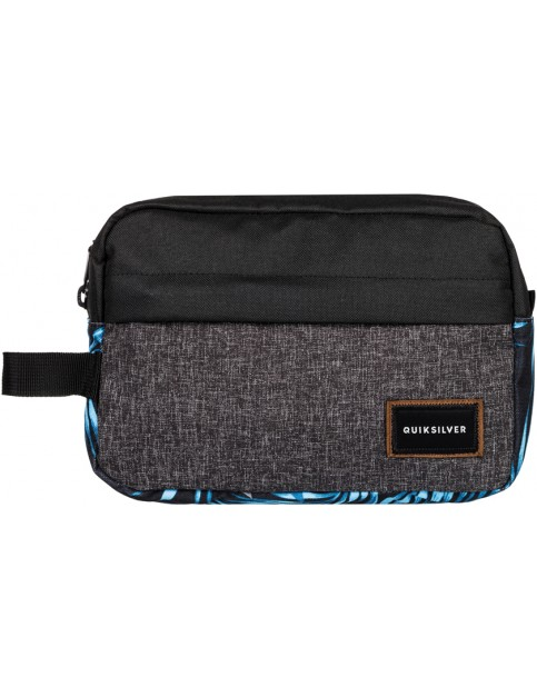 Quiksilver Chamber Wash Bag in Bonnie Blue Classic
