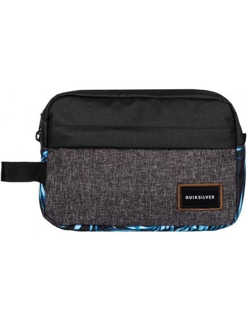 Bonnie Blue Classic Quiksilver Chamber Wash Bag