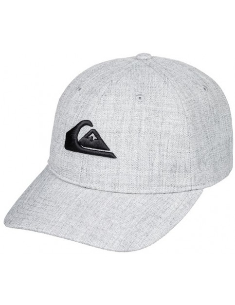 fe94ac572c1c4 New Quiksilver Charger Plus Cap in Light Grey Heather