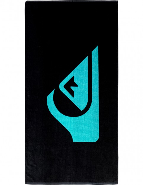 Quiksilver Chilling Towel in Black
