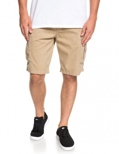 Quiksilver Crucial Battle Cargo Shorts in Plage