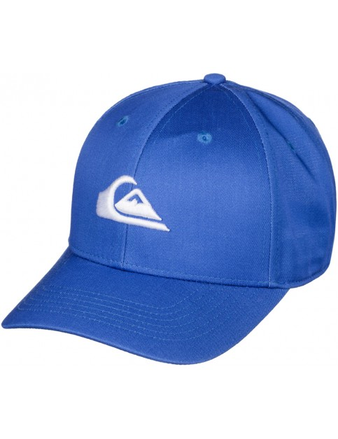 Quiksilver Decades Cap in Imperial Blue