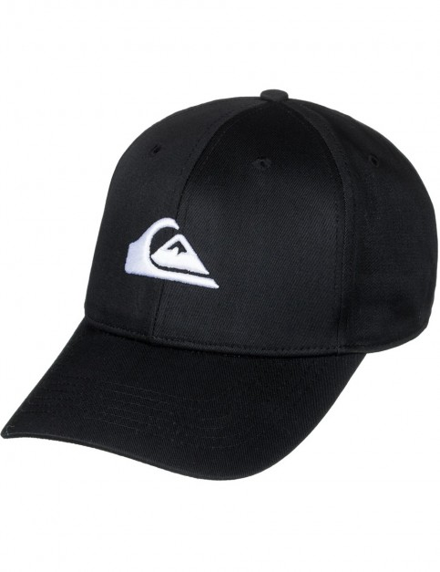 Quiksilver Decades Cap in Black