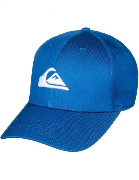 Quiksilver Decades Cap in Real Teal