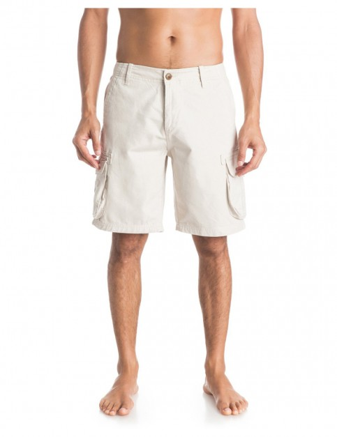 Rainy Day Quiksilver Deluxe Cargo Shorts