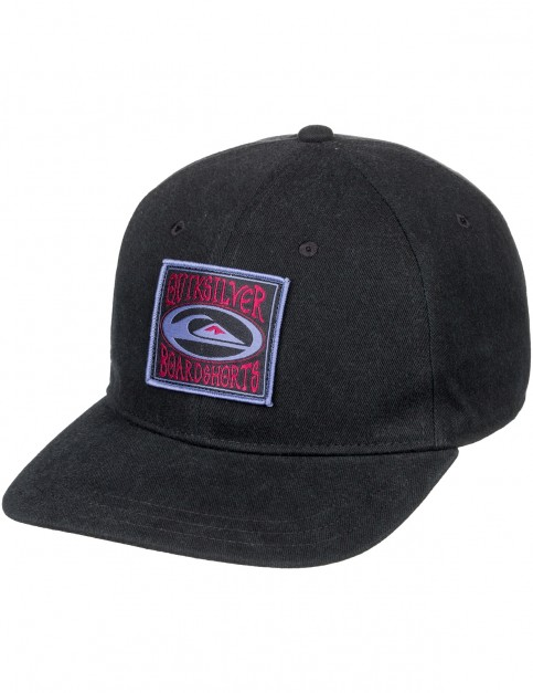 Quiksilver Dorry Cap Cap in Black