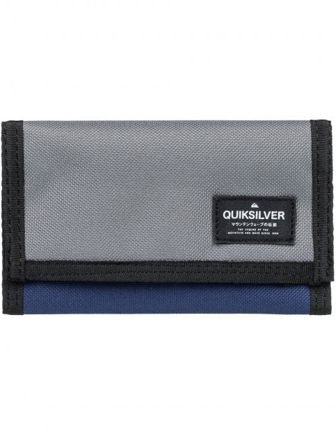 Quiksilver Everywear Polyester Wallet in Quiet Shade