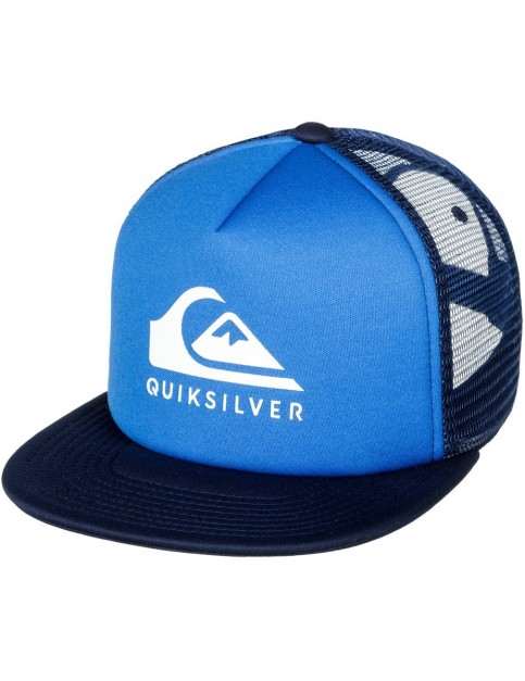 Quiksilver Foamslay Cap in Bright Cobalt