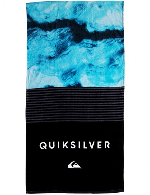 Quiksilver Freshness Beach Towel in Iron Gate