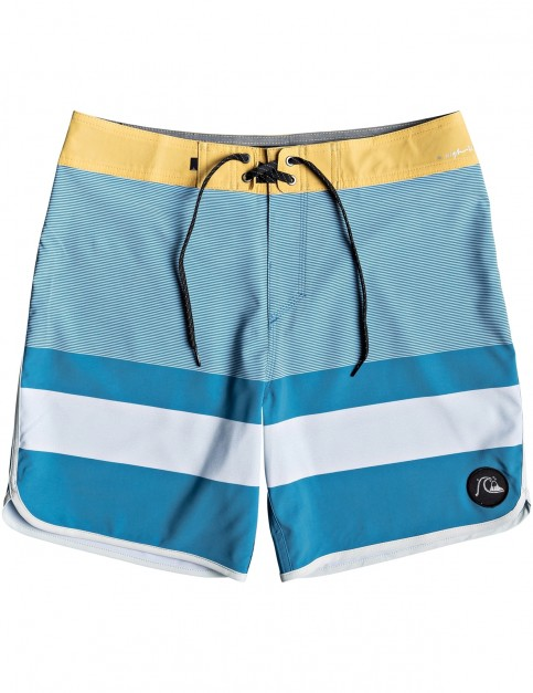 b90bf4667c New Quiksilver Highline Tijuana 18 Mid Length Boardshorts in Southern Ocean