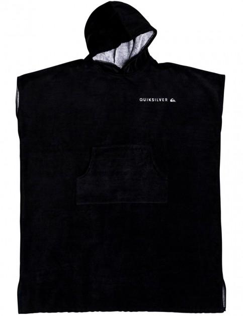 Quiksilver Hoody Hooded Towel in Black