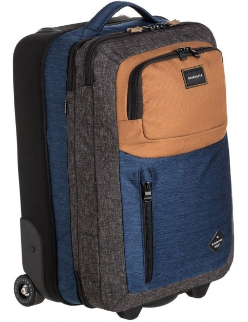 Quiksilver Horizon Wheeled Luggage in Medieval Blue