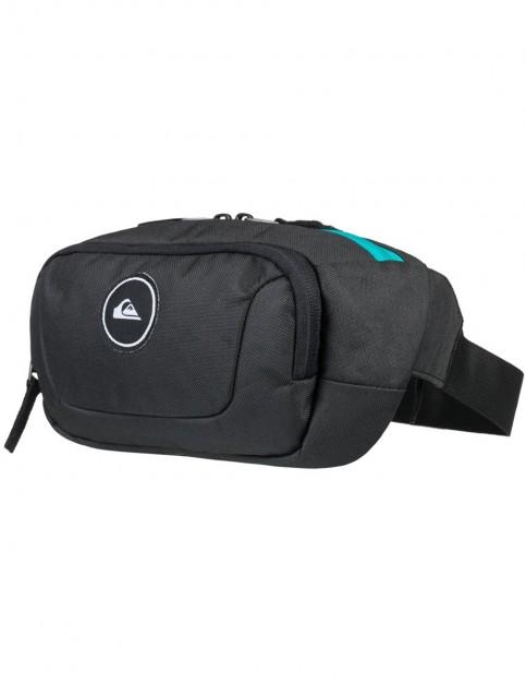 Quiksilver Jungler Bum Bag in Black